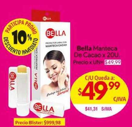 Medamax Bella Manteca De Cacao