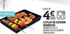 Offre Le Plat De Cuisson Barbecue chez Centrakor