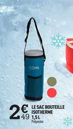 Centrakor Le Sac Bouteille Isotherme