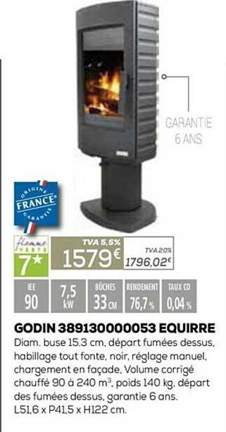 Copra Godin 3891000053 Equirre