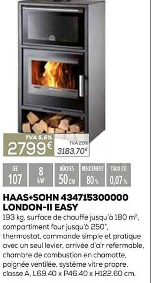 Copra Haas+sohn 434715300000 London-ii Easy