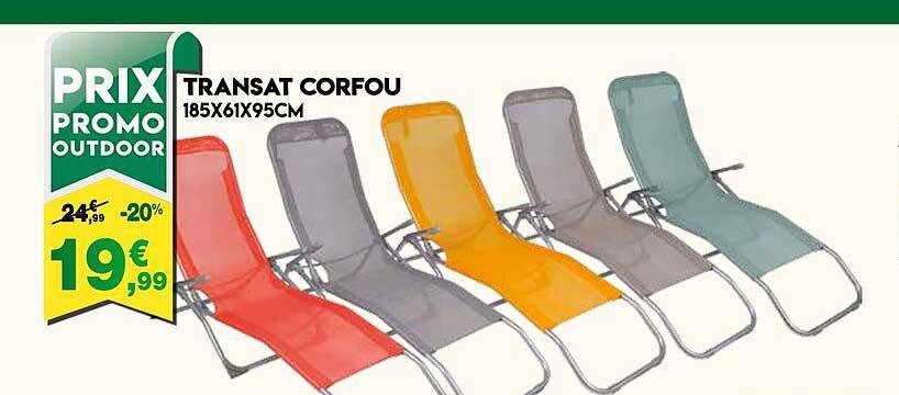 Maxi Bazar Transat Corfou