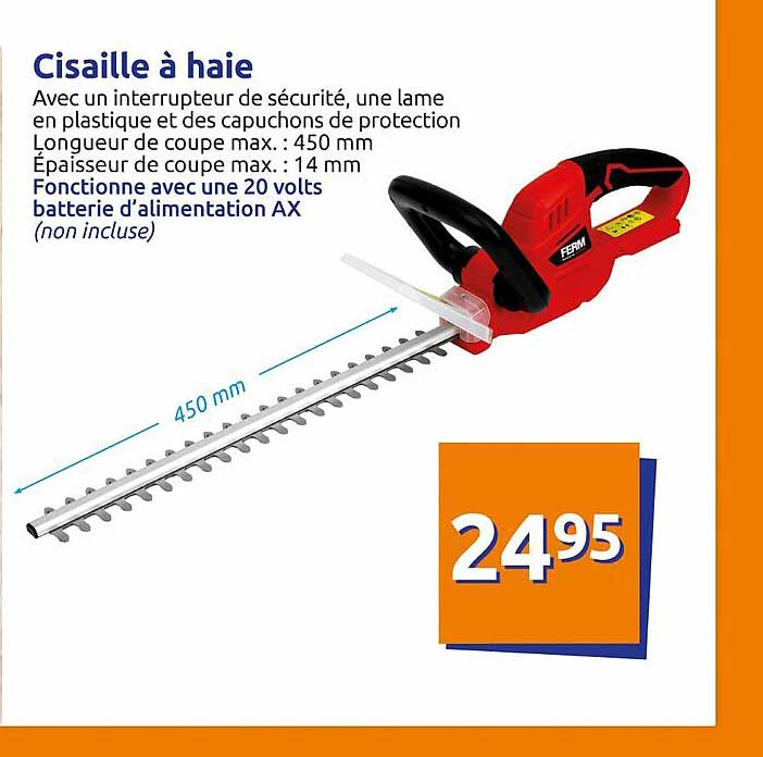Action Cisaille A Haie