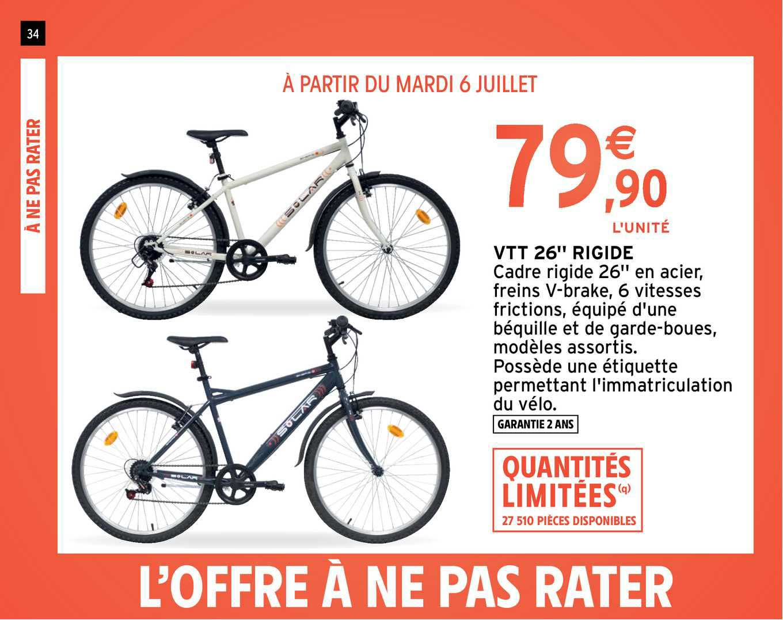 Intermarché Contact Vtt 26