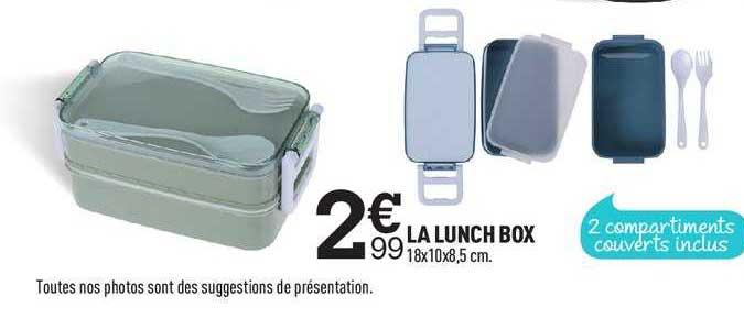 Centrakor La Lunch Box