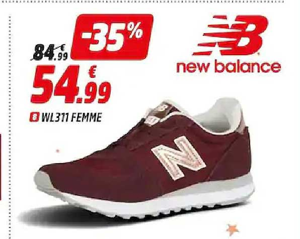 new balance 311 femme