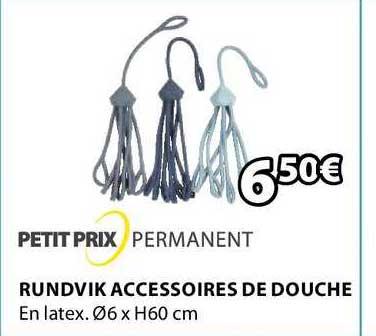 JYSK Rundvik Accessoires De Douche