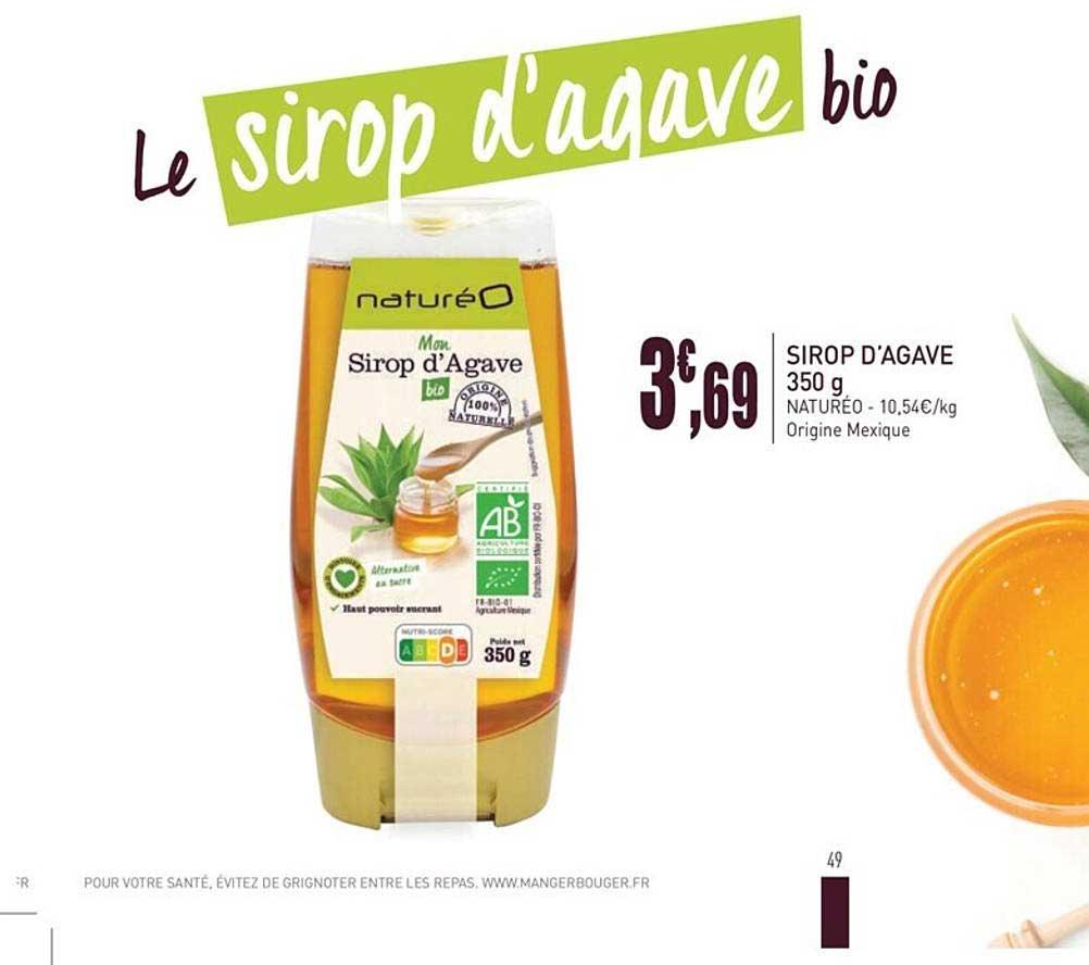 Offre Sirop Carrefour 3+1 Offert chez Carrefour