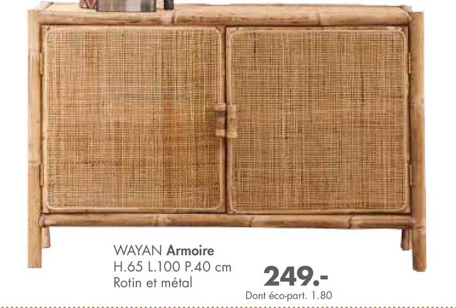 Casa Armoire Wayan