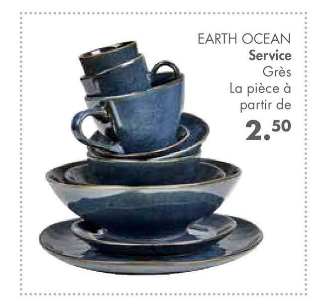 Casa Service Earth Ocean