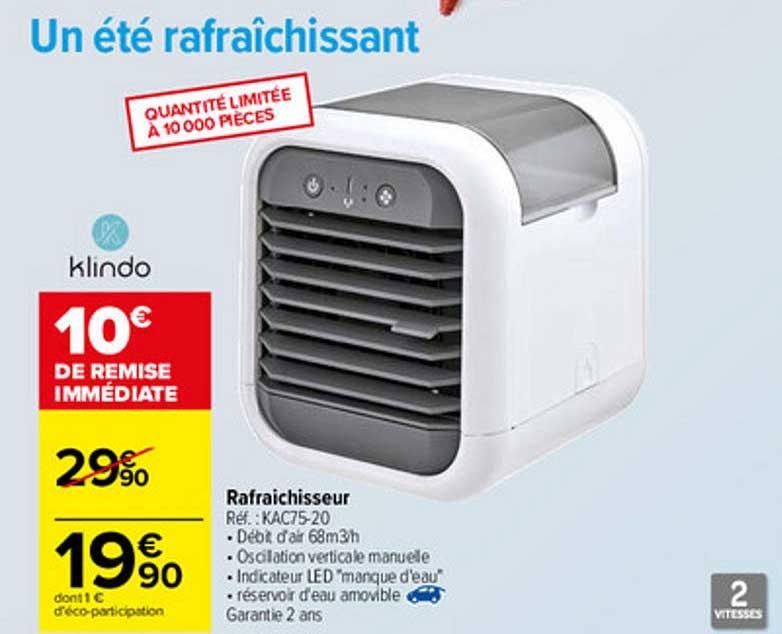 Carrefour Rafraîchisseur Klindo