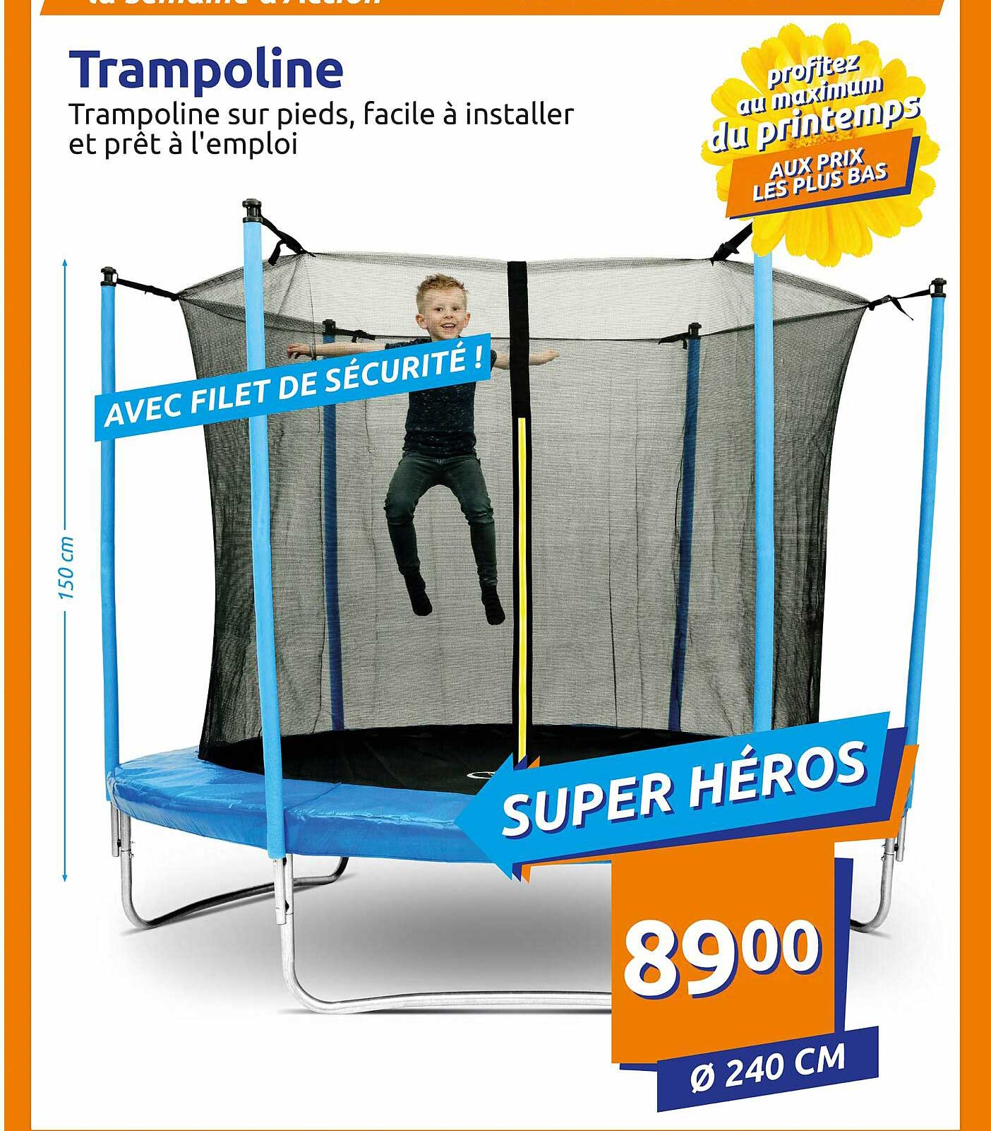 Action Trampoline