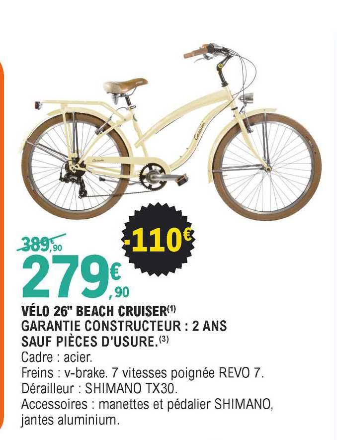 E.Leclerc Vélo 26