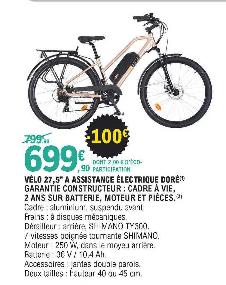 E.Leclerc Vélo 27.5
