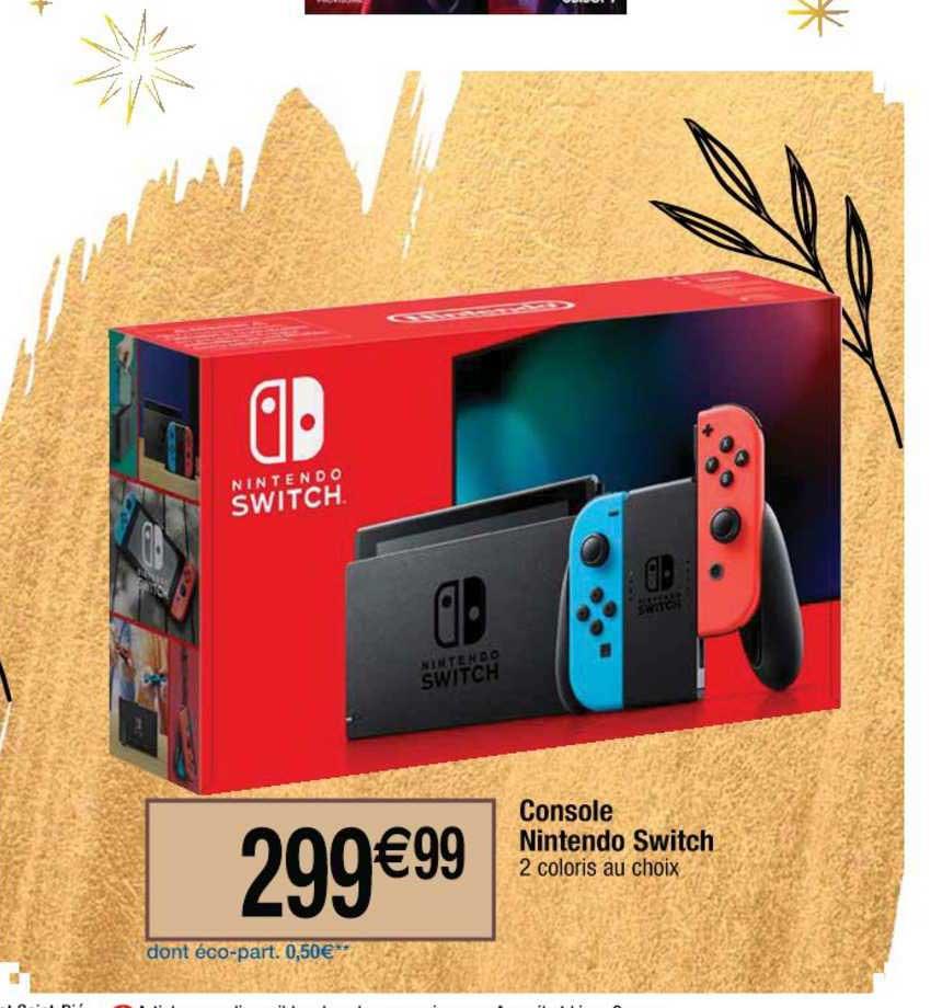 Cora Console Nintendo Switch