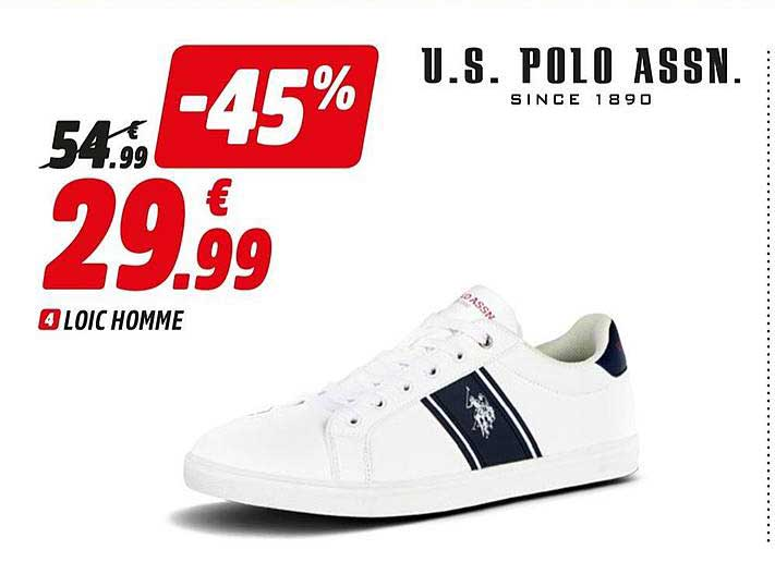 Intersport Loic Homme U.s. Polo Assn.