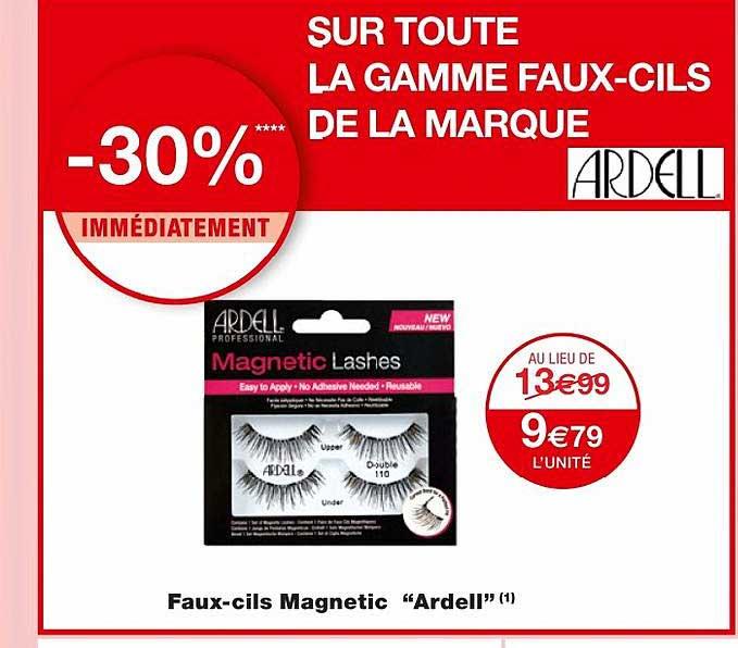 Monoprix Faux Cils Magnetic