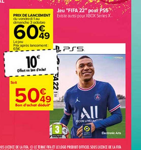 Carrefour Jeu