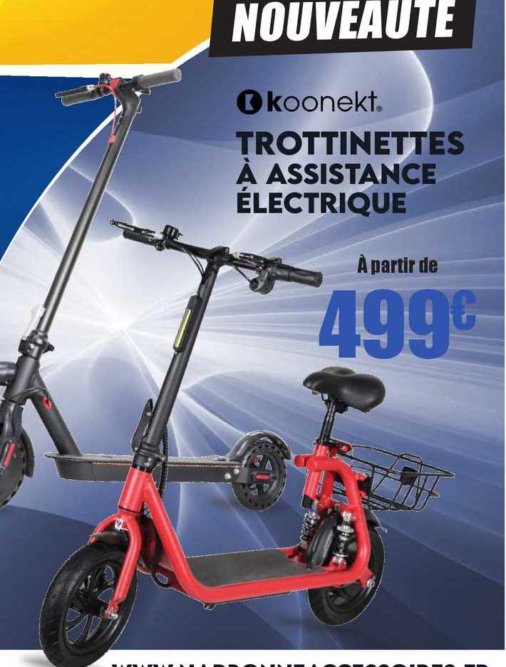 Narbonne Accessoires Trottinettes à Assistance électrique Koonekt