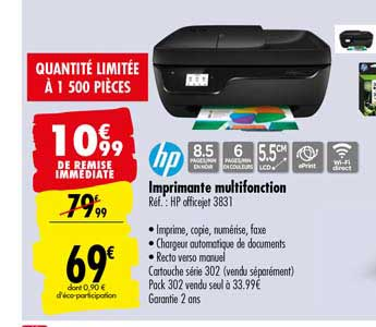 Carrefour Imprimante Multifonction
