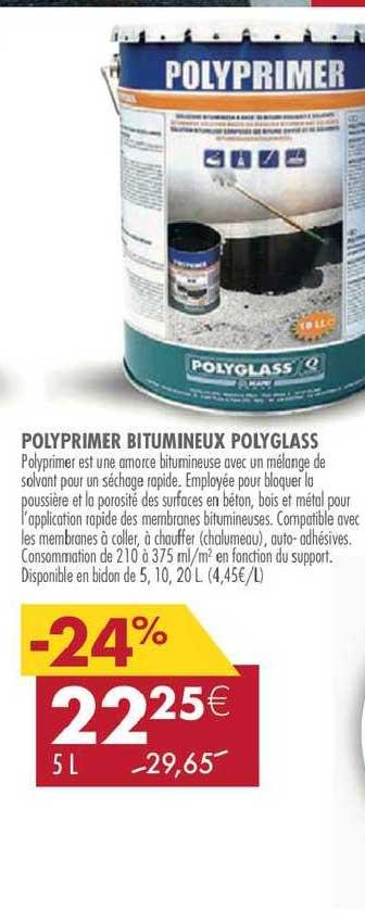 Gedimat Polymer Bitumeux Polyglass