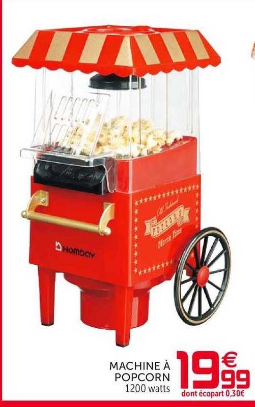 GiFi Machine à Popcorn