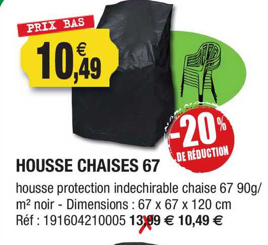 Outiror Housse Chaises 67 -20% De Réduction