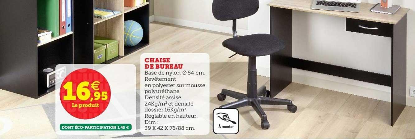 Super U Chaise De Bureau