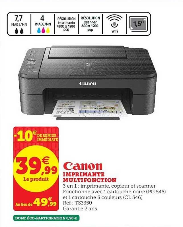Super U Imprimante Multifonction Canon