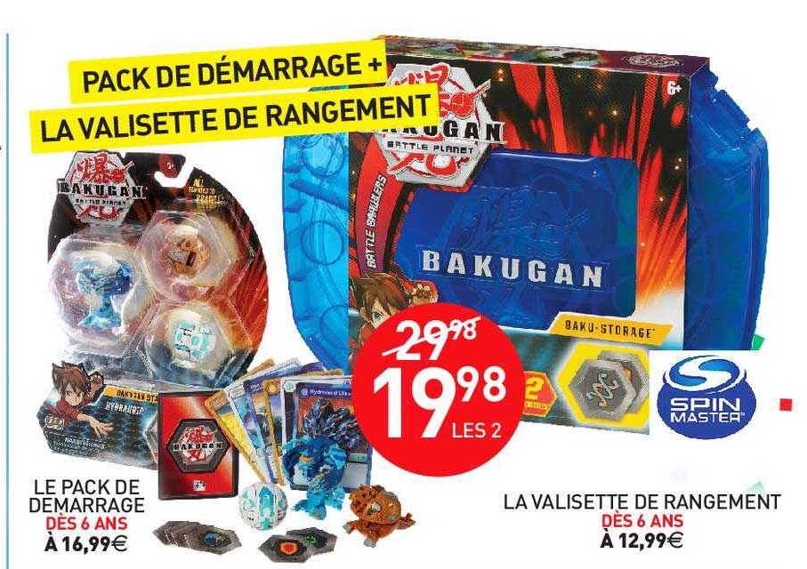Offre La Valisette De Rangement Chez Stokomani