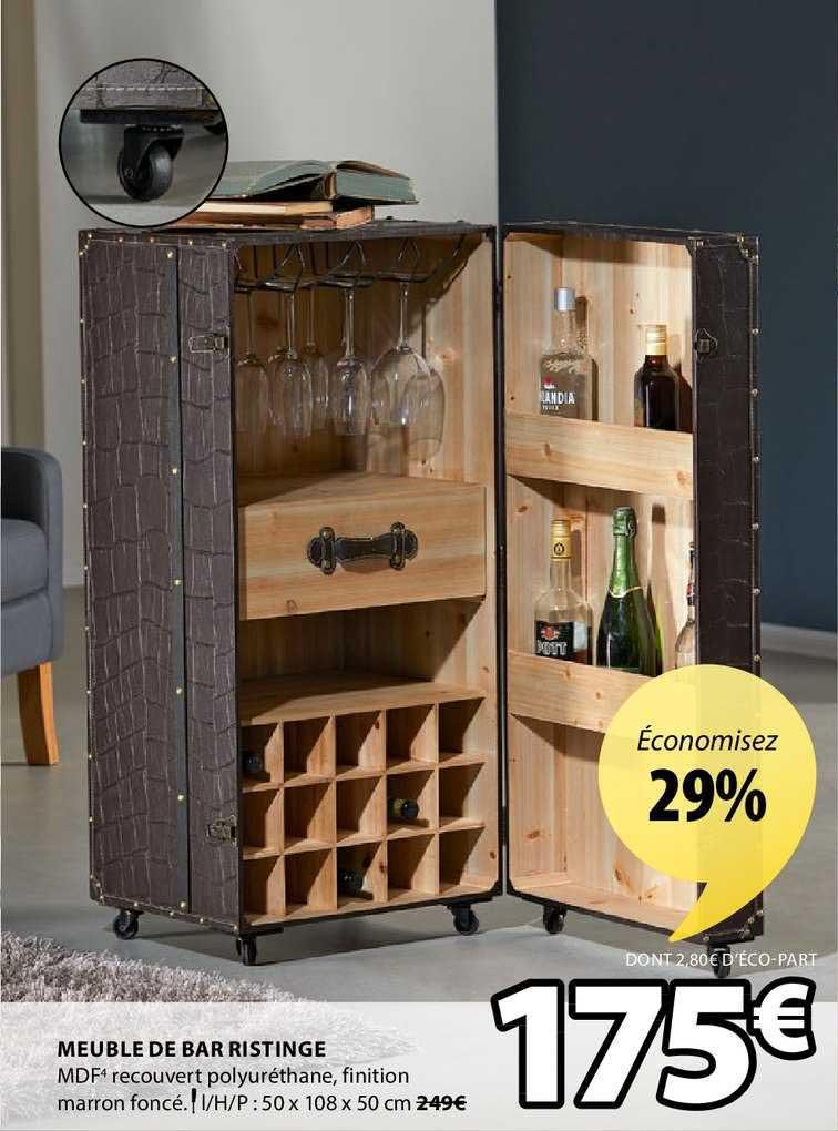 JYSK Meuble De Bar Ristinge