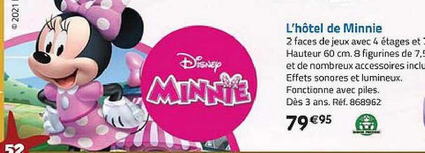 La Grande Récré L'hôtel De Minnie
