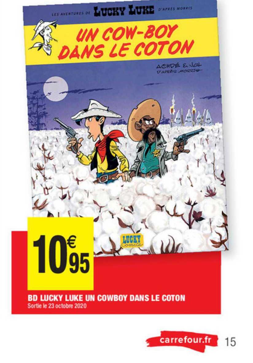 Carrefour Market Bd Lucky Like In Cowboy Dans Le Coton