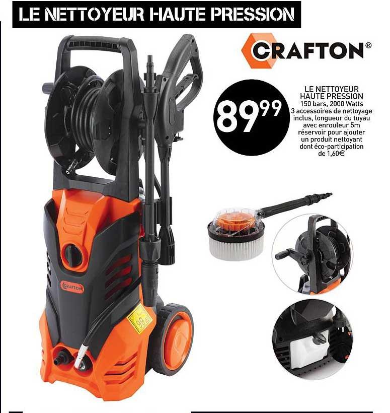 Stokomani Nettoyeur Haute Pression Crafton