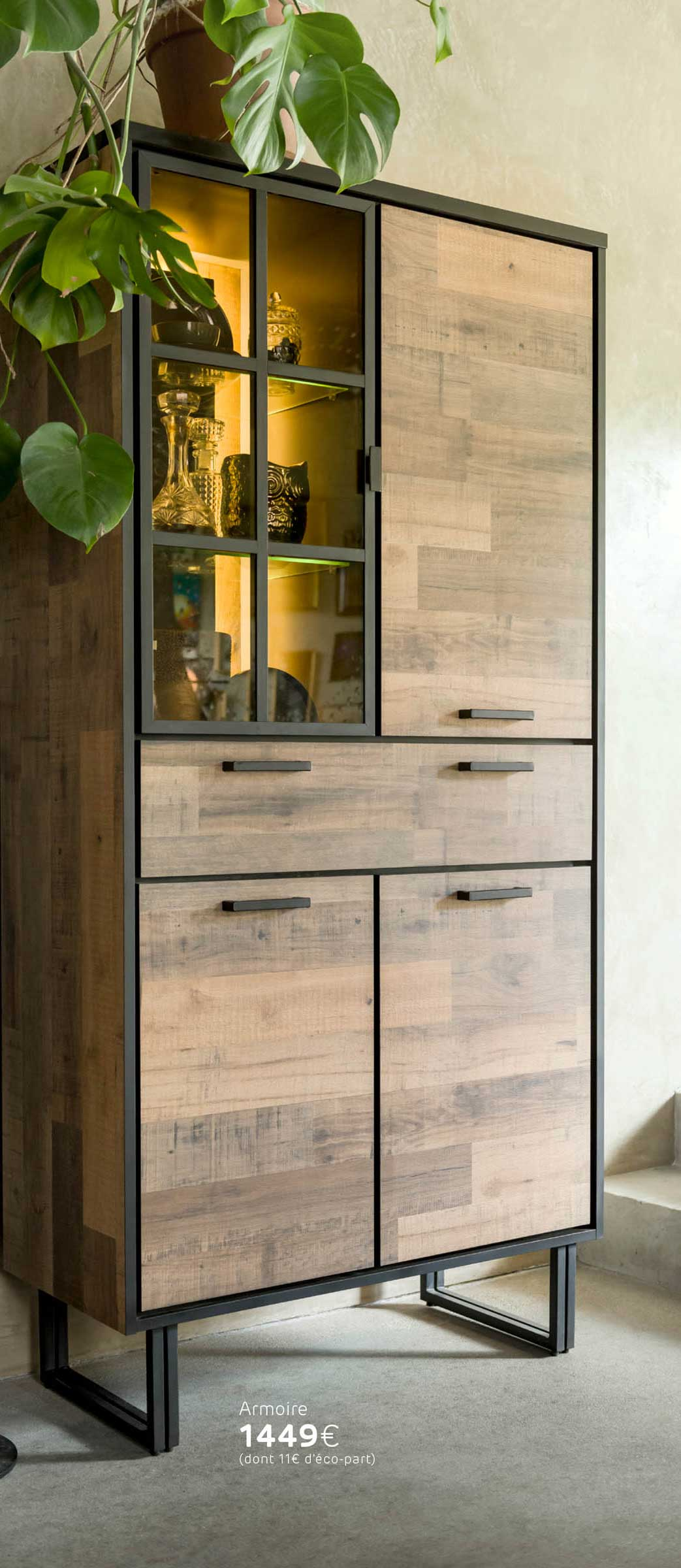 H&H Armoire