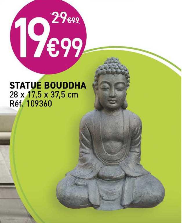 KANDY Statue Bouddha