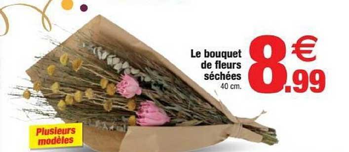Bazarland Le Bouquet De Fleurs Séchées