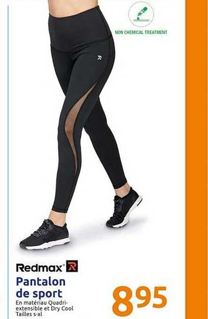 Action Pantalon De Sport Redmax