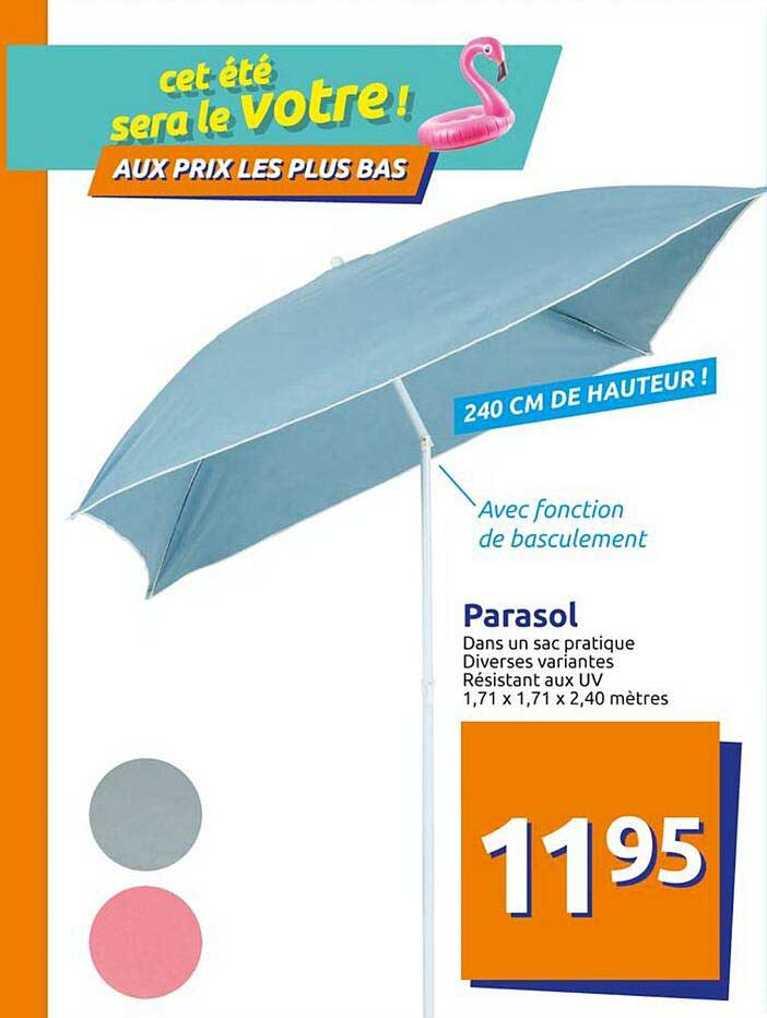 Action Parasol