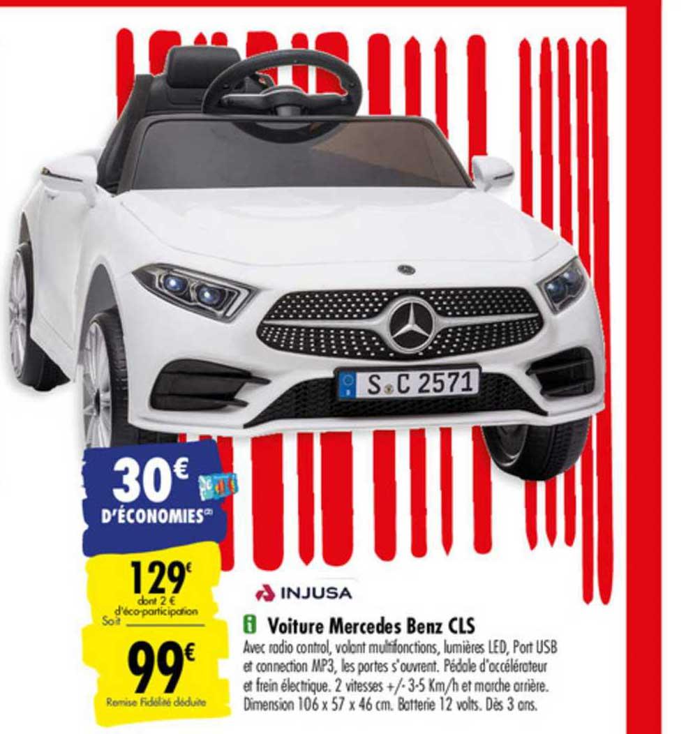 Carrefour Voiture Mercedes Benz Cls Injusa