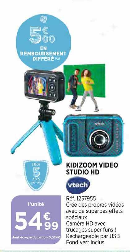 Bi1 Kidizoom Video Studio Hd Vrtech