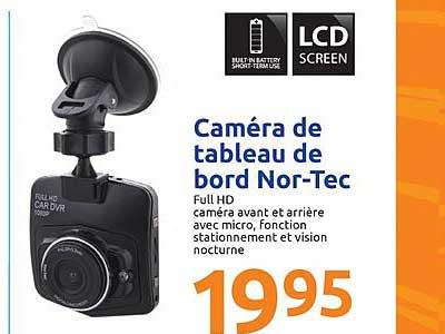 Action Caméra De Tableau De Bord Nor-tec