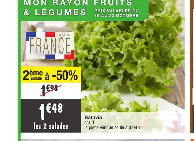 Migros France Batavia