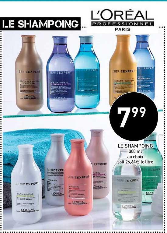 Stokomani Le Shampoing L'oréal