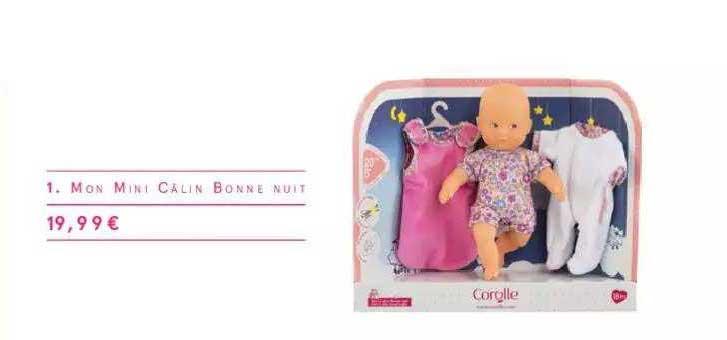 Monoprix Mon Mini Câlin Bonne Nuit