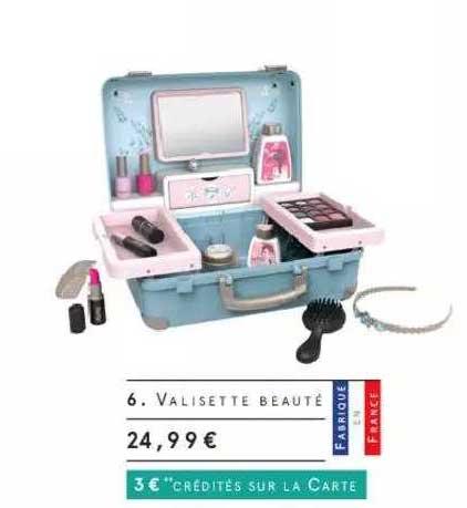 Monoprix Valisette Beauté