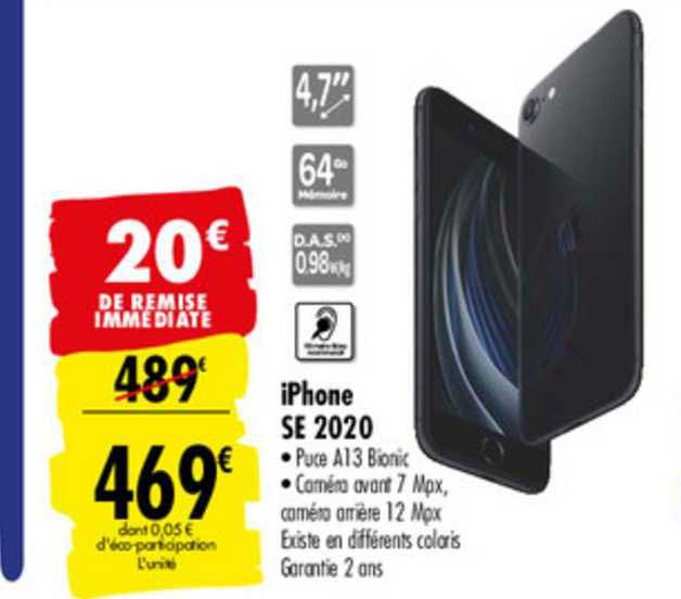Carrefour Iphone Se 2020