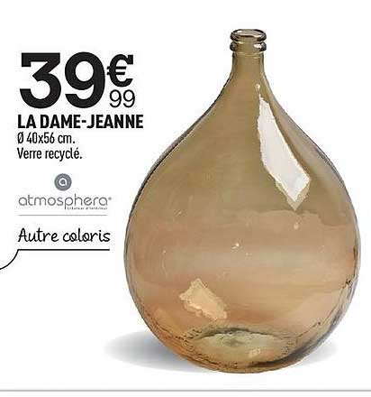 Centrakor La Dame-jeanne