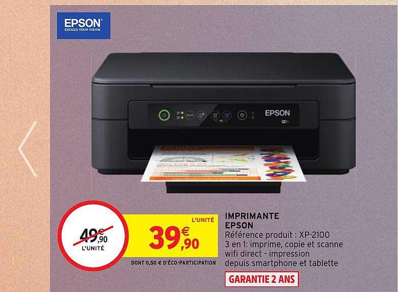 Intermarché Imprimante Epson
