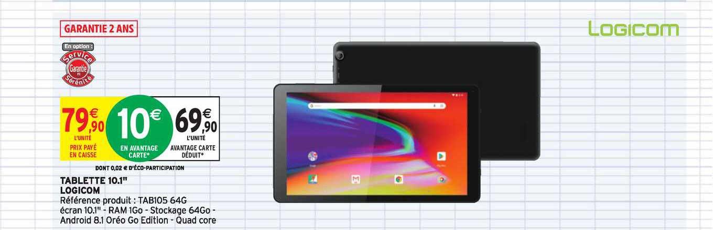 Intermarché Hyper Tablette 10.1